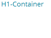 H2-Container