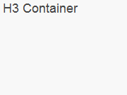 H3 Container0