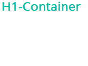 H1 Container
