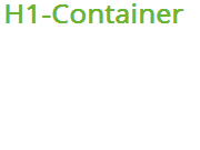 H1-Container
